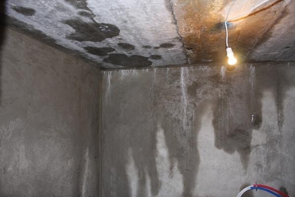 герметизация бетона изнутри