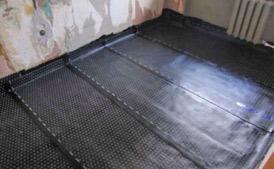Гидроизоляция бетонных полов мастика consol бпм 3
