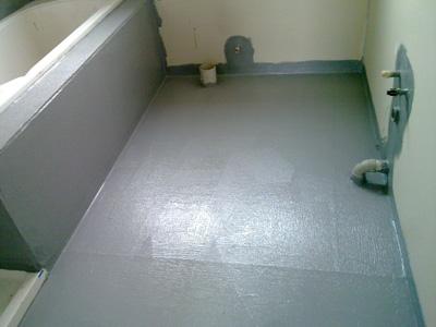 Гидроизоляция в ванной комнате нормы как правильно наложить полиуретановый бинт
